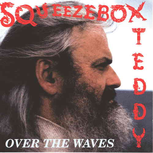 "CD Teddy ""Over The Waves"""